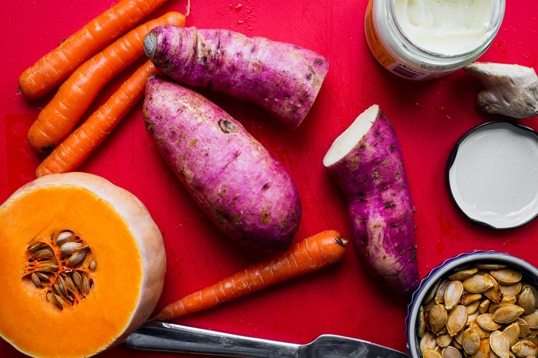 秋の料理レシピ